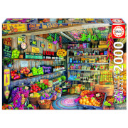 The Farmers Market Jigsaw Puzzle (2000 Pieces)