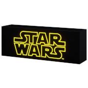 Star Wars Premium Acrylic Large Logo Light Box