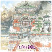 Studio Ghibli Spirited Away Image Album LP