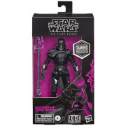 Figurine Articulée Electrostaff Purge Trooper - Hasbro Star Wars The Black Series Gaming Greats