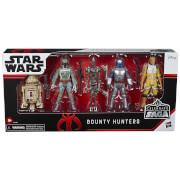 Hasbro Star Wars Celebrate the Saga Bounty Hunters Action Figure Set
