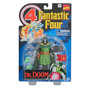 Hasbro Marvel Vintage Collection Dr. Doom Action Figure