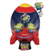 Beast Kingdom Toy Story Alien's Rocket D-Stage Diorama (Deluxe Edition)