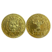 Gremlins Gold Exclusive Coin - Zavvi Exclusive