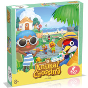 500 Piece Jigsaw Puzzle - Animal Crossing Edition