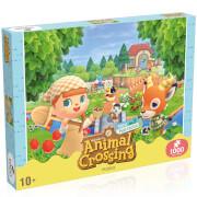 1000 Piece Jigsaw Puzzle - Animal Crossing Edition