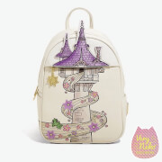 Loungefly Disney Tangled Tower Diecut Mini Backpack - VeryNeko Exclusive