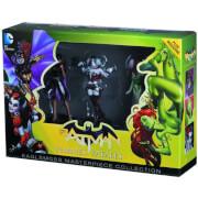 Eaglemoss DC Comics Masterpiece Collections Femme Fatales 3 Piece Statue Figurine Set - Harley Quinn, Poison Ivy and Batgirl
