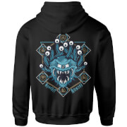 Dungeons & Dragons Monster Manual Hoodie - Black