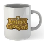 Nintendo Animal Crossing Logo Mug Mug