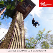 Zip World 100 ft Plummet for Two