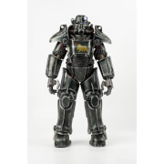 ThreeZero Fallout 4 Action Figure 1/6 T-45 NCR Salvaged Power Armor 36 cm