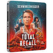 Total Recall (30th Anniversary Edition) - Limited Edition 4K Ultra HD Steelbook