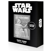Dark Vador - Star Wars Iconic Scene Collection Limited Edition Ingot