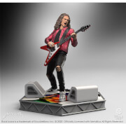 Knucklebonz Metallica Rock Iconz Statue Kirk Hammett Limited Edition 22 cm