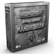 Monopoly Mandalorian Edition Board Game