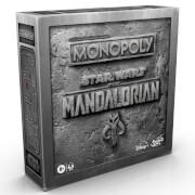 Monopoly Le Mandalorien Hasbro (jeu de plateau)