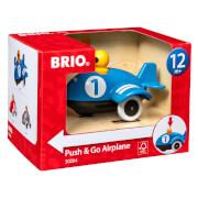Brio Push & Go Airplane