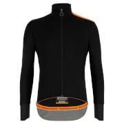 Santini Vega Extreme Jacket - Black - S