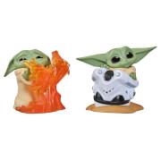 Hasbro Star Wars The Bounty Collection L'Enfant Cachette Casque et Voile Protecteur Pack de 2