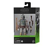 Hasbro Star Wars The Black Series Boba Fett 6-Inch-Scale Star Wars: Return of the Jedi Collectible Deluxe Figure