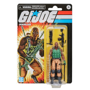Hasbro G.I. Joe Retro Collection Roadblock 3.75-Inch Scale Collectible Action Figure