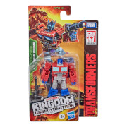 Hasbro Transformers Generations War for Cybertron: Kingdom Core Class WFC-K1 Optimus Prime Action Figure
