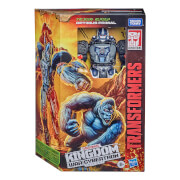 Hasbro Transformers Generations War for Cybertron: Kingdom Voyager WFC-K8 Optimus Primal Action Figure