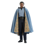 Hot Toys Star Wars: The Empire Strikes Back 40th Anniversary Collection Lando Calrissian Action Figure