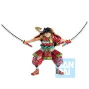 One Piece Ichibansho Figure Armor Warrior Luffytaro