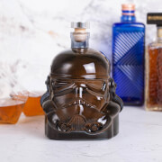Original Stormtrooper Decanter 750ml Premium Black Finish - Zavvi Exclusive