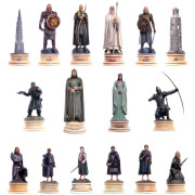 Eaglemoss Lord of the Rings Chess Collection - Mystery Set of 10 Figures
