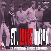 "St. Louis Union - A North Side Story (Blue Vinyl) 10"""