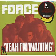 "Force Five - Yeah I'm Waiting (Yellow Vinyl) 10"""