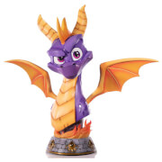 First4Figures Spyro the Dragon Life-Size Bust 27.5 Inch