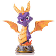 First4Figures Spyro the Dragon Grand-Scale Bust 15 Inch