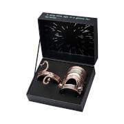 Star Wars Princess Leia Premium Gold Cuff and Bracelet Replica Set – Zavvi Worldwide Exclusive