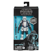 """Hasbro Star Wars Black Series Gaming Greats Shock Scout Trooper 6"""" Scale Action Figure"""