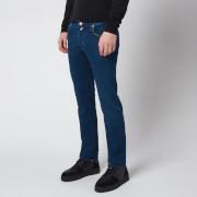 Jacob Cohen Men's J622 Black Badge Limited Edition Jeans - Dark Blue - W35