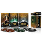 The Hobbit Trilogy - Limited Edition 4K Ultra HD Steelbook Collection