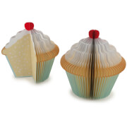 Memo Pad Cupcake