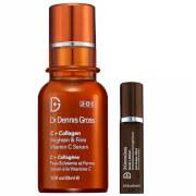 Купить Dr Dennis Gross C+Collegen Bundle and Free Ferulic and Retinol Wrinkle Recovery Overnight DLX Serum 9ml
