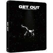 Get Out - Zavvi Exclusive 4K Ultra HD Steelbook (Includes 2D Blu-ray)