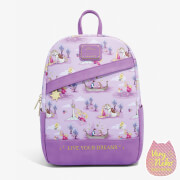 Loungefly Disney Tangled Live Your Dreams Mini Backpack - VeryNeko Exclusive