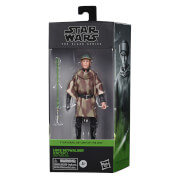 Hasbro Star Wars The Black Series Luke Skywalker (Endor) Action Figure