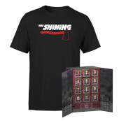 13 Day Spooky Countdown Pop! Calendar and Shining T-shirt