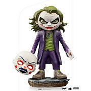 Iron Studios The Dark Knight Mini Co. PVC Figure The Joker 15 cm