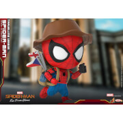 Hot Toys Cosbaby Marvel Spider-Man: Far From Home - Spider-Man (Travelling Version) Figure