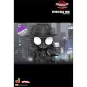 Hot Toys Cosbaby Marvel Spider-Man: Into the Spider-Verse - Spider-Man Noir Figure