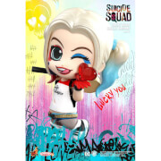 Hot Toys Cosbaby DC Comics Suicide Squad - Harley Quinn (Mallet Version) Figure